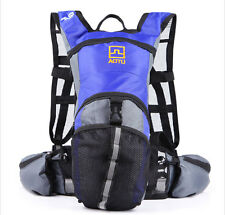 Hydration Pack Water Rucksack/Backpack Cycling Bladder Bag Climbing Pouch US