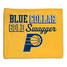 Indiana Pacers Rally Towel Blue Collar Gold Swagger
