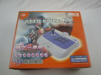 Ascii Stick FT Controller Dreamcast Japan Ver Sega Saturn