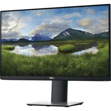 Dell P- Series 23.8  Monitor Black And Silver -  LED Back-lit - 1920 x 1080 Full