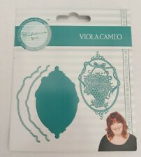 Tattered Lace Stephanie's Signature Collection VIOLA CAMEO cutting dies 498432