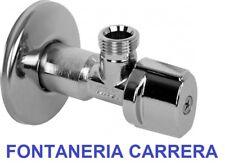 Llave de escuada antical ARCO valvula escuadra para baño o cocina mando de metal
