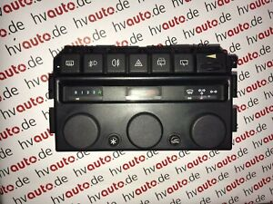 Lancia Delta Integral And Evo Control Panel Fan Air Conditioning Air
