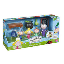 Ben and Holly Magic Class figure set incl 4 figures + accessories