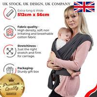 PREMIUM BABY SLING WRAP CARRIER | BREASTFEEDING COVER BY AWARD WINNING SANGGOL