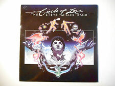 33T. LP ▒ THE STEVE MILLER BAND : CIRCLE OF LOVE
