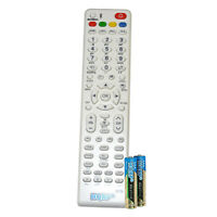 "HQRP Remote Control for Haier 24""-55"" Series LCD DEL HD TV Smart 1080p 4K Plasma"