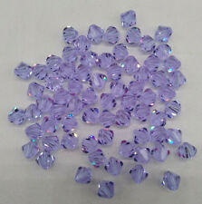 12pc Swarovski Crystal Alexandrite 6mm Bicone Beads; COLOR CHANGING; RARE