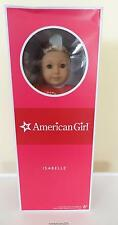 "American Girl Isabelle Doll of the Year 2014 18"" New NIB Pink Highlight"