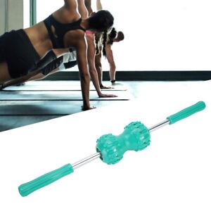 Magnet Massage Roller Back Shoulder Pain Relief Acupressure Roller Body Massager