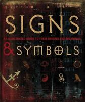 Signs and Symbols: An Illustrated Guide to Their Origins and Meanings DK VeryGoo