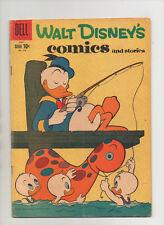 Walt Disney's Comics & Stories #226 - Donald Duck Fishing - (Grade 4.5) 1959