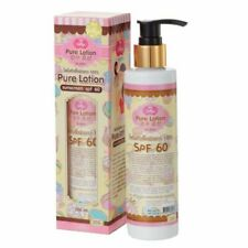 Pure lotion Jelly Lotion Whitening SPF60 200 ml.