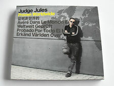 Judge Jules - Proven Worldwide (CD + DVD Album) New Sealed