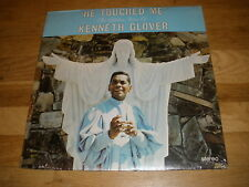 KENNETH GLOVER he touched me LP Record - sealed
