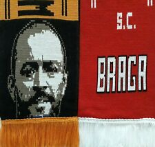 Wolverhampton Wanderers Football Scarves - Match Scarf Wolves v Sporting Braga