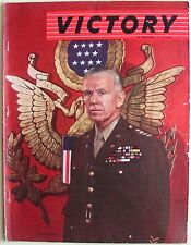 1944 VICTORY Seconda Guerra Mondiale WWII Guerra del Pacifico George Marshall