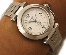 Cartier Pasha Women's Steel Wrist Watch