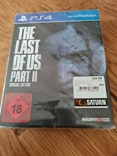 PS4 The Last of Us Part 2 II Special Edition NEU & OVP SEALED Playstation 4