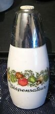 Great Tableware Dispenser possibly pyrex Dispensateur vintage style 6.25ins tall