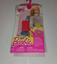 BARBIE  Shoe & Accessory Pack - Original + Petite Dolls Brand New! Pink Blue