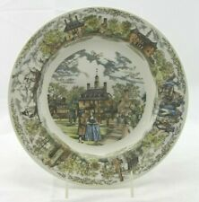 Wedgwood England Williamsburg Governors Palace Collectors Plate