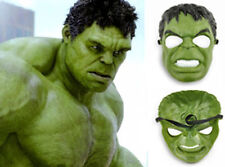 Hulk Mask for a Child- Use It For Dress Up - Halloween - Cosplay - Your Choice!