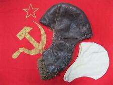 PRE WW2 Helmet AVIATOR Pilot's military aviation Soviet Russia Army USSR 30-40s