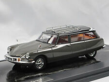 Matrix 1962 Citroen ID19 Safari Cortège Hearse Corbillard Bestatter grey 1/43