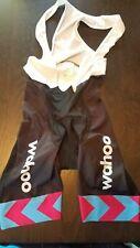 Le Col indoor Wahoo Cycling Bibs size medium worn twice EUC