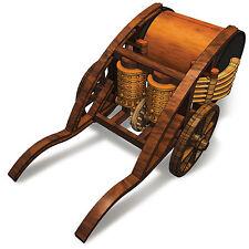 NEU  Leonardo da Vinci Mechanische Trommel Modell Bausatz