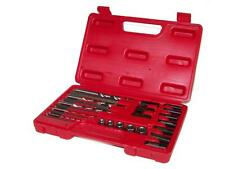 25pc Screw Extractor Easy Out drill and guide set Broken Screws Bolts Remover