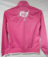 Tampa Bay Buccaneers Women's Size Small A Crucial Catch Jacket Pink A1 596