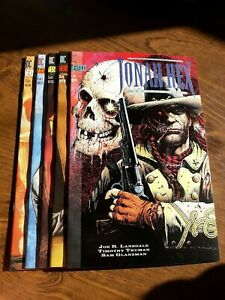 Jonah Hex: Two-Gun Mojo #1 - #5 (Aug 1993, DC) HIGH GRADE 5 BOOK LOT