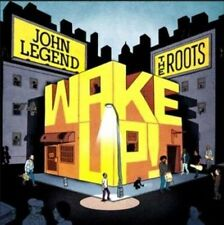 John Legend & the Roots : Wake Up! CD