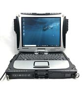 Panasonic Toughbook CF-19 MK6 i5 3320m 2.6GHz 128GB 8GB Win 10 Pro - GOOD