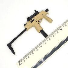 XB58-09 1/6 Scale HOT ZCWO - Firearms Collection TMP Sub-Machine Gun TOYS