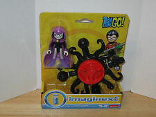 NEW Fisher Price Imaginext DC Teen Titans Go! Magic Attack Raven NIP VHTF