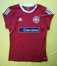4.6/5 Denmark soccer training jersey small shirt football Adidas ig93