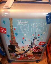 VALISE / Suitcase Grand Modèle / Big Model  PARIS 7 Disneyland Paris