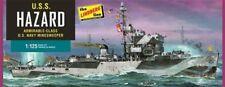 Lindberg  1:125  Us Navy Mine Sweeper  LIN429