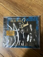 The Rat Pack Live at the Sands by The Rat Pack Cd Capitol 2001 New Sealed