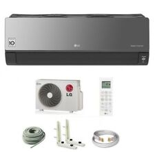 LG ARTCOOL Mirror AM12BP 3,5kW Klimaanlage Inverter Wärmepumpe Klimagerät NEU