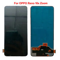 For OPPO Reno 10x Zoom Phone LCD Display Touch Screen Digitizer Assembly Black