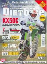 CLASSIC DIRT BIKE-No.33-(NEW COPY) *Post included to UK/Europe/USA/Canada