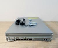Cisco ASA5585-S20X-K9 ASA 5585-X Chas with SSP20 8GE 2SFP+ 2GE Mgt 2 AC 3DES/AES