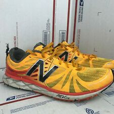 New Balance Mens 1500V2 Orange Running Shoes Size 11