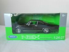 Chevrolet Impala SS 396 Baujahr 1965  schwarz 1:24
