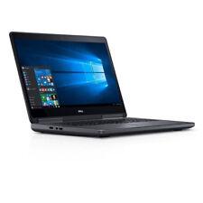 Dell Precision 7710 E3-1545M 16Gb 512Gb SSD 3840 x 2160 UHD Quadro M5000M 8Gb