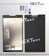 Schermo display vetro touch screen LENOVO TAB 2 A7 - 30 A7 30HC kit riparazione